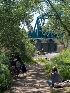Puente ferroviario del Jarama