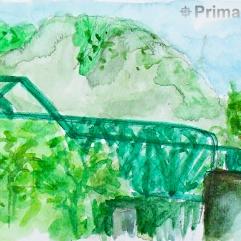 Parque del Sureste. Río Jarama y El Piul